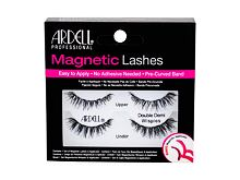 Falsche Wimpern Ardell Magnetic Lashes Double Demi Wispies 1 St. Black