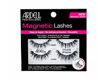 Falsche Wimpern Ardell Magnetic Lashes Double Wispies 1 St. Black