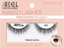Falsche Wimpern Ardell Naked Lashes 421 1 St. Black