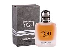Eau de Toilette Giorgio Armani Emporio Armani Stronger With You Freeze 50 ml