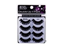 Falsche Wimpern Ardell Double Up  203 4 St. Black