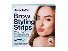 Depilationspräparat RefectoCil Brow Styling Strips 20 St.