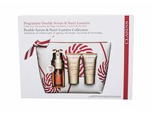 Gesichtsserum Clarins Double Serum & Nutri-Lumiére Collection 30 ml Sets