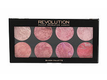 Rouge Makeup Revolution London Blush Palette 12,8 g Sugar And Spice