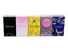 Eau de Toilette Versace Mini Set 5x5 ml Sets