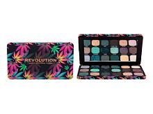 Lidschatten Makeup Revolution London Forever Flawless With Cannabis 19,8 g Chilled