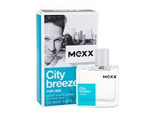 Rasierwasser Mexx City Breeze For Him 50 ml