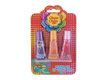 Lipgloss Chupa Chups Pucker Up Lip Balm Trio 9 ml Grape-Licious Sets