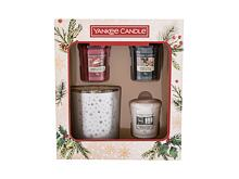 Duftkerze Yankee Candle Magical Christmas Morning 49 g Sets