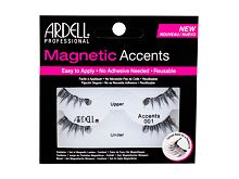 Falsche Wimpern Ardell Magnetic Accents Accents 001 1 St. Black