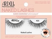 Falsche Wimpern Ardell Naked Lashes 423 1 St. Black