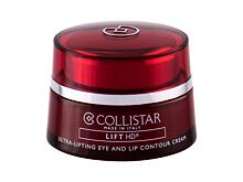 Augencreme Collistar Lift HD Ultra-Lifting Eye and Lip Contour 15 ml