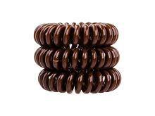 Haargummi Invisibobble The Traceless Hair Ring 3 St. Pretzel Brown