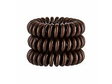 Haargummi Invisibobble Power Hair Ring 3 St. Pretzel Brown