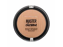 Highlighter Maybelline Master Chrome 9 g 100 Molten Gold