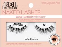 Falsche Wimpern Ardell Naked Lashes 424 1 St. Black