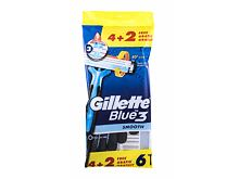 Rasierer Gillette Blue3 Smooth 6 St.