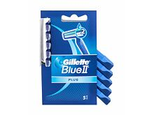 Rasierer Gillette Blue II Plus 5 St.