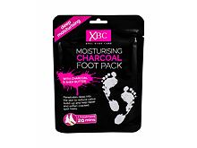 Fusscreme Xpel Body Care Charcoal Foot Pack 1 St.