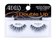 Falsche Wimpern Ardell Double Up  113 1 St. Black