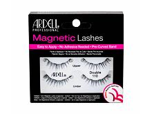 Falsche Wimpern Ardell Magnetic Lashes Double 110 1 St. Black