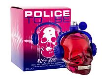Eau de Parfum Police To Be Miss Beat 125 ml