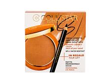 Puder Collistar Tanning Compact Cream SPF30 9 g 5 Seychelles Sets