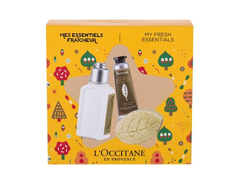Körperlotion L´Occitane Verveine Travel Set 30 ml Sets