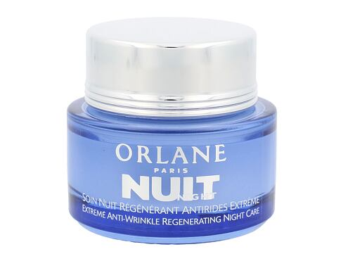 Nachtcreme Orlane Extreme Line-Reducing Extreme Anti-Wrinkle Regenerating Night Care 50 ml