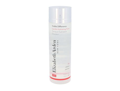Reinigungswasser Elizabeth Arden Visible Difference Gentle Hydrating Toner 200 ml