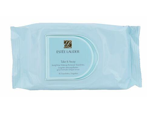 Reinigungstücher Estée Lauder Take It Away 45 St. Tester