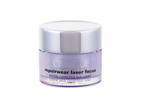 Augencreme Clinique Repairwear Laser Focus 15 ml