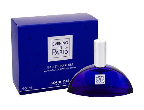 Eau de Parfum BOURJOIS Paris Soir de Paris (Evening in Paris) 50 ml