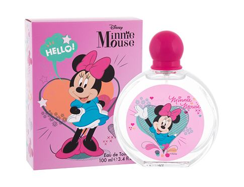 Eau de Toilette Disney Minnie Mouse 100 ml