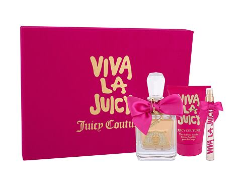Eau de Parfum Juicy Couture Viva La Juicy 100 ml Sets