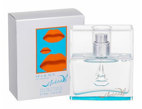 Eau de Toilette Salvador Dali Sea & Sun in Cadaques 30 ml