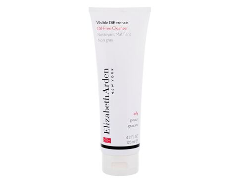 Reinigungscreme Elizabeth Arden Visible Difference Oil Free Cleanser 125 ml