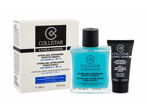 After Shave Collistar Linea Uomo Hydro-Gel After-Shave 130 ml Sets