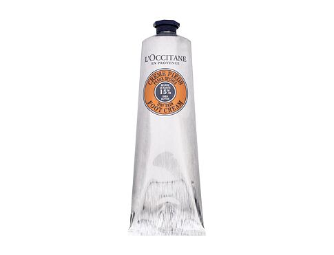 Fusscreme L´Occitane Shea Butter 150 ml