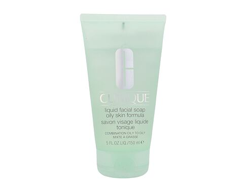 Reinigungsseife Clinique 3-Step Skin Care 1 Liquid Facial Soap 150 ml Tester