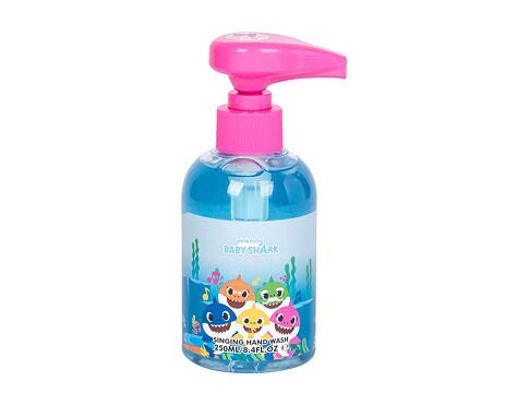 Flüssigseife Pinkfong Baby Shark Singing Hand Wash 250 ml